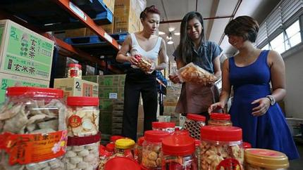 Don't throw away CNY goodies, donate them
