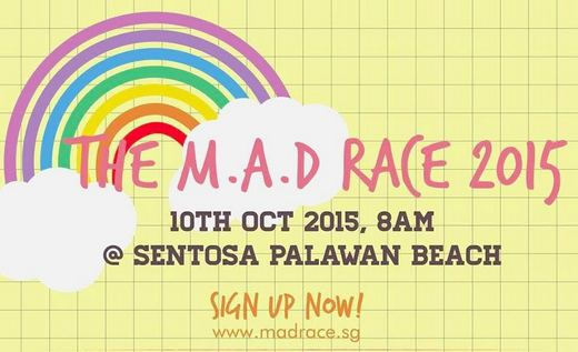 Volunteer for The MAD Race 2015
