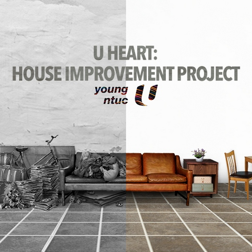 Volunteer Recruitment for U Heart House Improvement Project