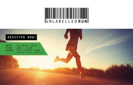 Volunteer for the Unlabelled Run